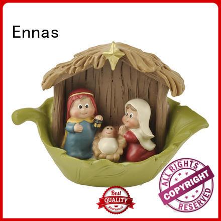 christian nativity set figurines bulk production holy gift