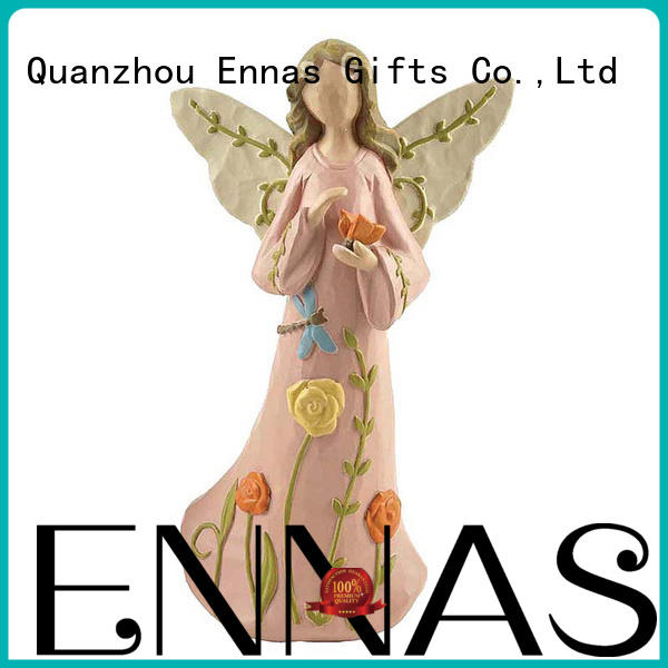 Ennas angel figurines collectible handmade for ornaments