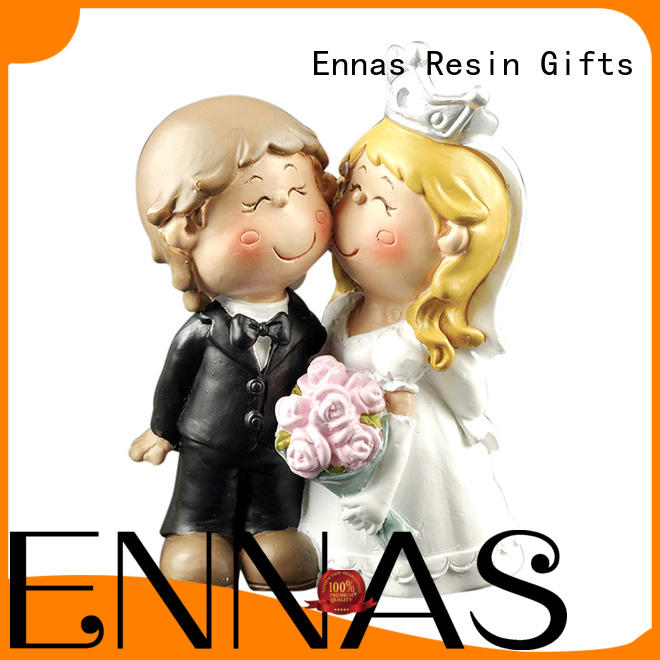 family statue wedding cake topper vintage wholesale party decoration