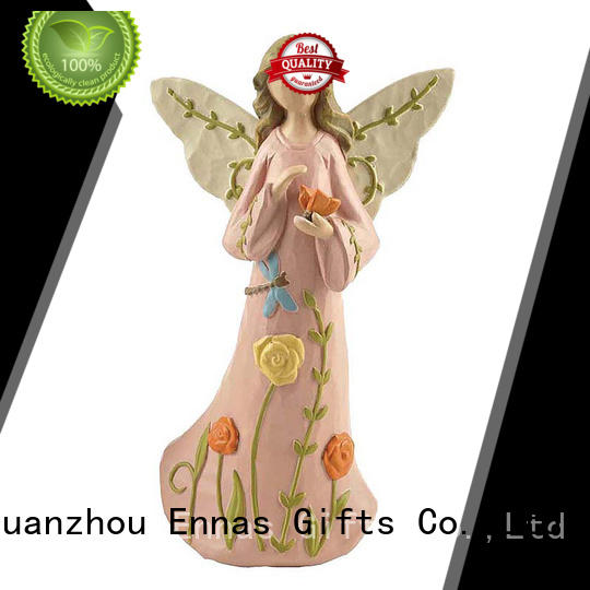 decorative memorial angel figurines creationary for ornaments Ennas