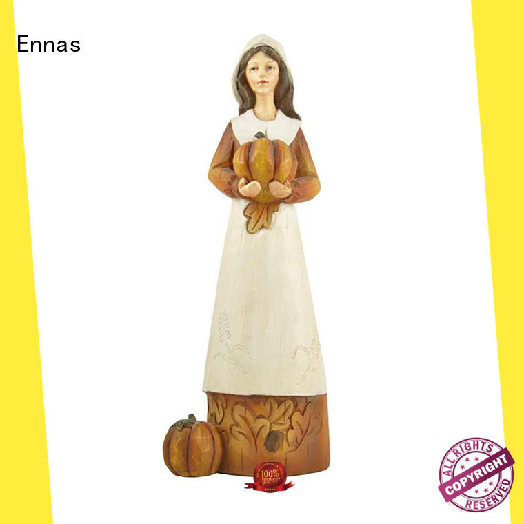 cute statue fall decoration creative custom best factory price