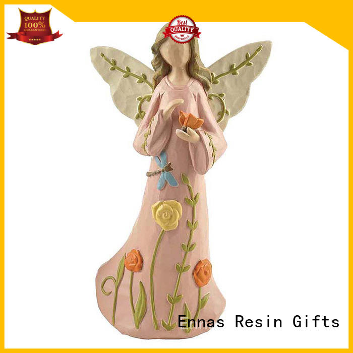guardian angel figurines collectible high-quality for decoration Ennas