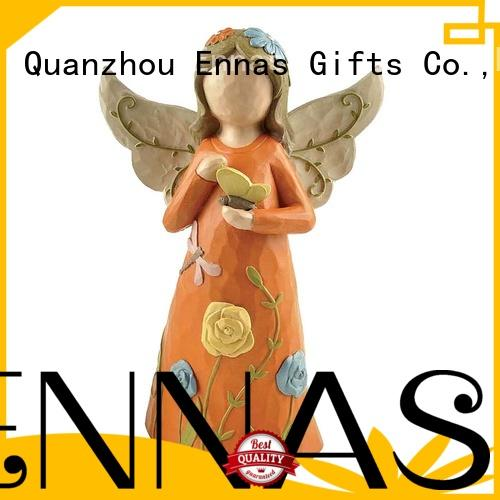 high-quality angel figurines wholesale decorative at discount Ennas