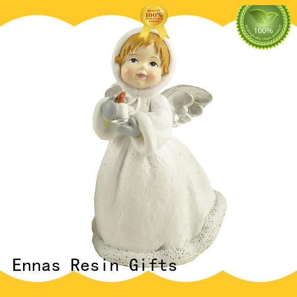Ennas religious little angel figurines vintage best crafts