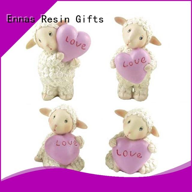 animal personalised cake topper figures hot-sale birthday decor Ennas