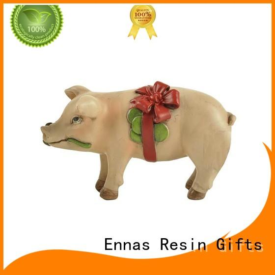 Ennas handmade decorative animal figurines free delivery from polyresin