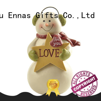 Ennas xmas decorations christmas village figurines hot-sale at sale