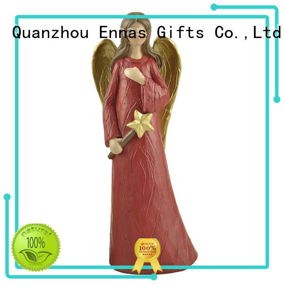 Ennas Christmas angels statues gifts vintage at discount
