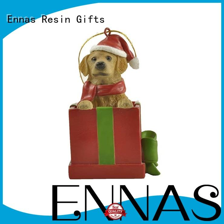 Ennas star-shape small christmas figurines for wholesale