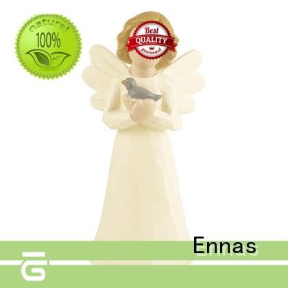 Ennas home decor memorial angel figurines high-quality fashion