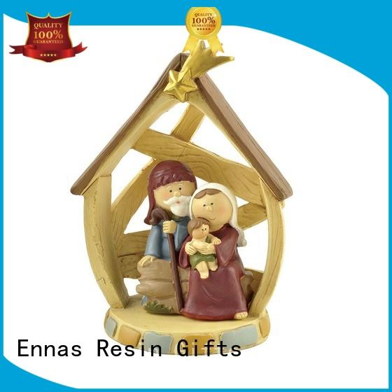 Ennas holding candle christian gifts wholesale christian holy gift