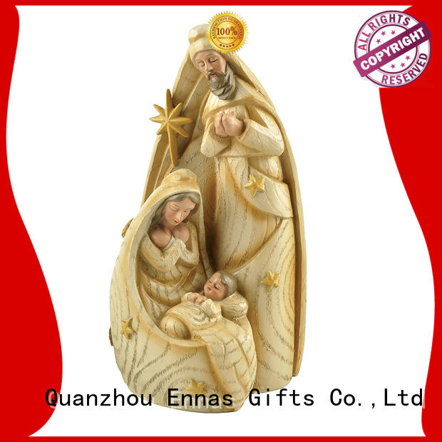 Ennas wholesale christian figurines popular holy gift