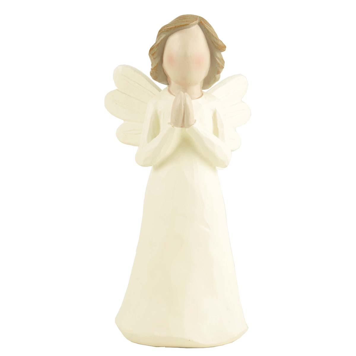 Ennas carved angel figurine top-selling at discount