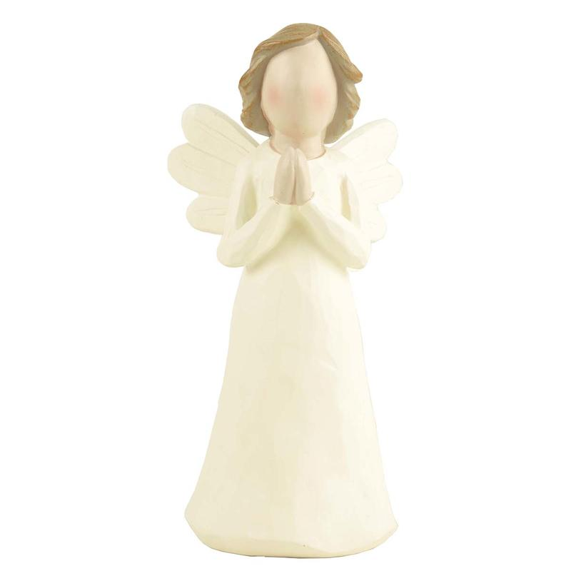 Ennas carved angel figurines collectible top-selling fashion