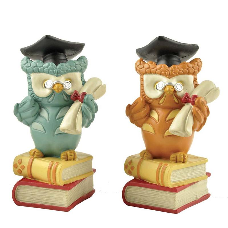 Ennas high-quality graduation statue promotional from best factory