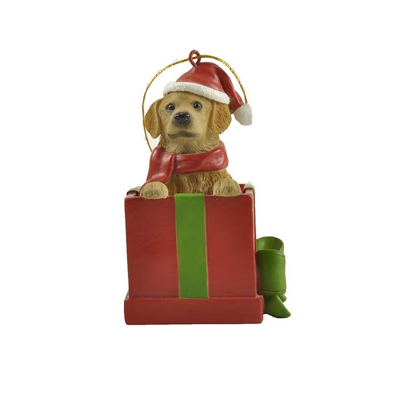 Ennas snowman christmas collectibles polyresin for ornaments-1