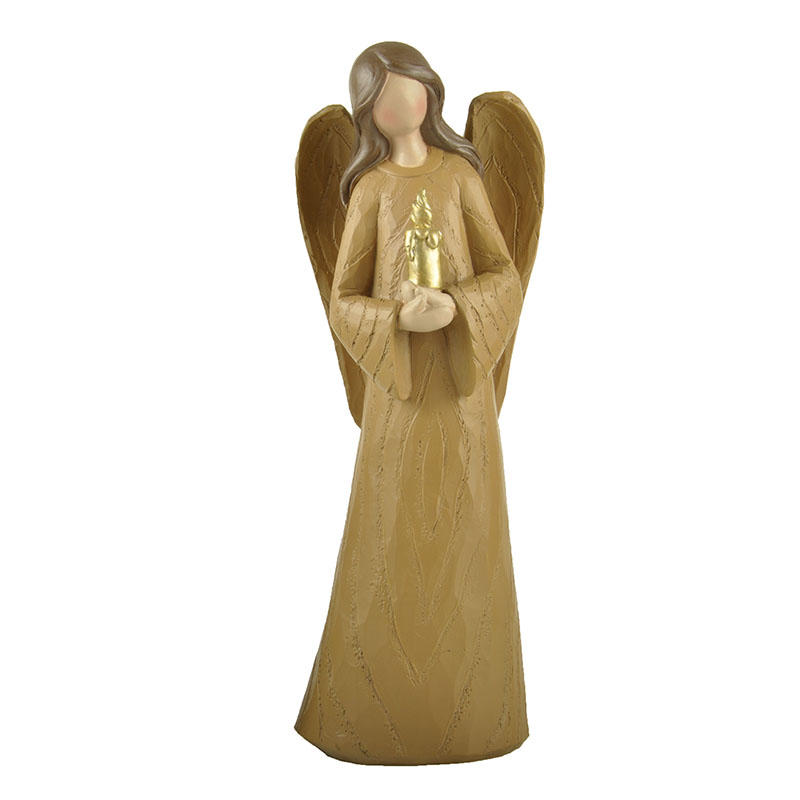 family decor angel statues indoor creationary fashion