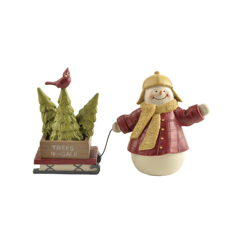 Ennas popular christmas carolers figurines for wholesale