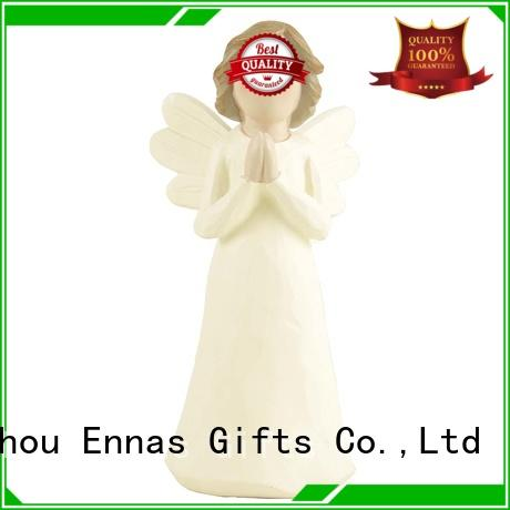 Ennas angel wings figurines unique for decoration