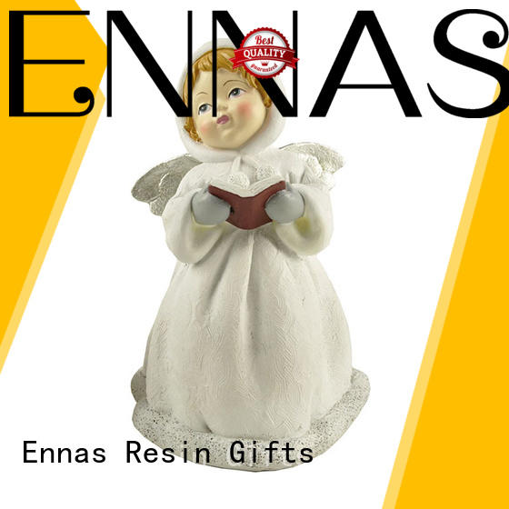 Ennas christian christian figurines promotional family decor