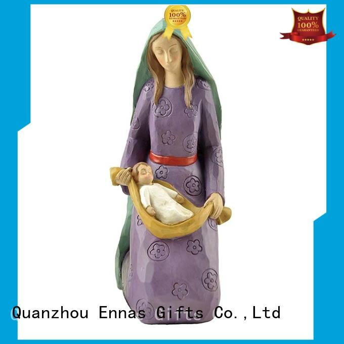 Ennas custom sculptures catholic religious items bulk production craft decoration