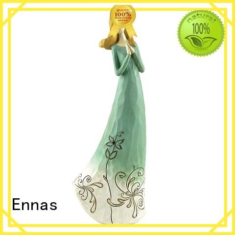 Ennas decorative angels statues gifts colored at discount