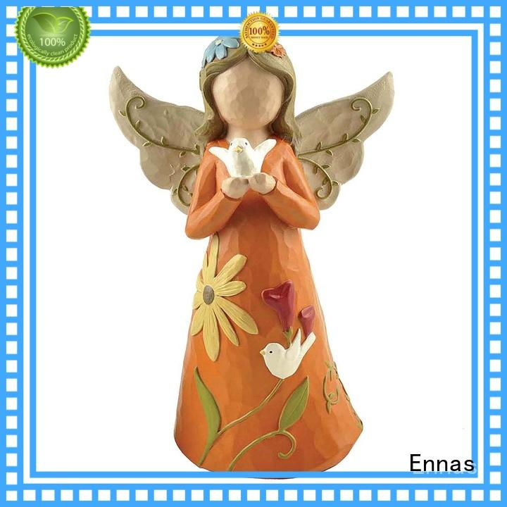 home decor guardian angel statues figurines top-selling for decoration