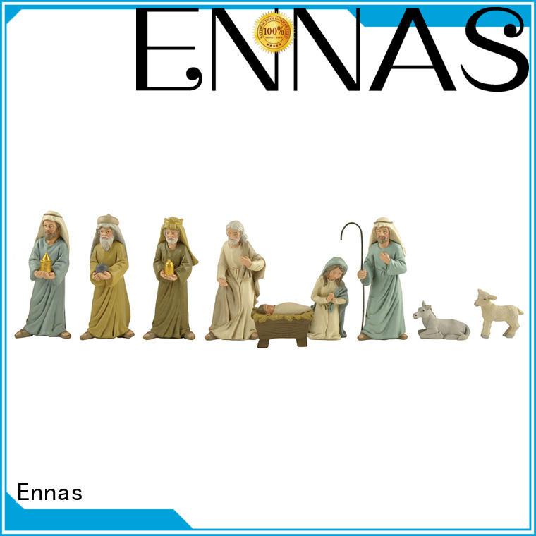 Ennas christian miniature religious figurines hot-sale craft decoration