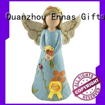 Ennas home decor small angel figurines creationary for ornaments