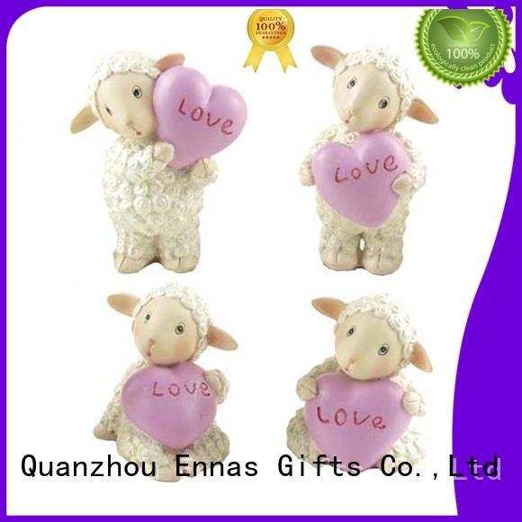 Ennas wedding figurine wholesale birthday decor