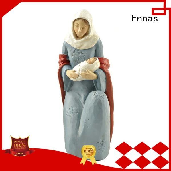 holding candle catholic religious items christian promotional craft decoration