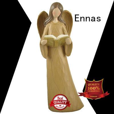 Ennas decorative angel figurine handicraft for decoration