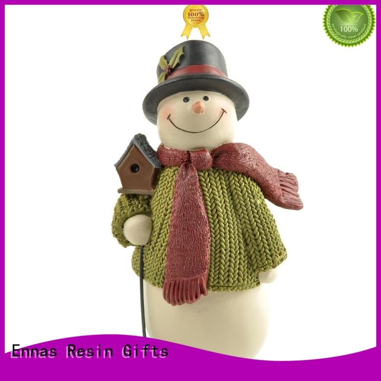 hand-crafted christmas carolers figurines family at sale