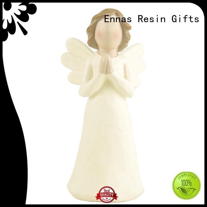 decorative angel figurine collection handmade for decoration Ennas