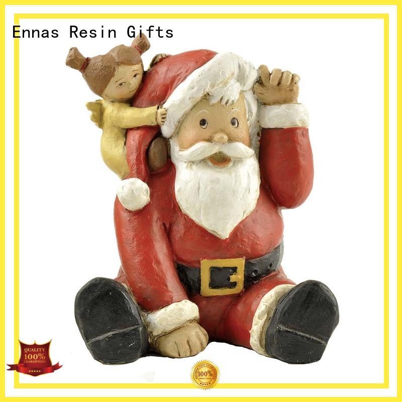 Ennas 3d christmas carolers decorations hot-sale