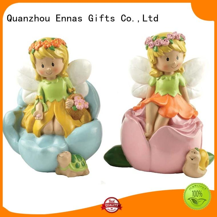 Ennas souvenir resin figure festival fairy at discount