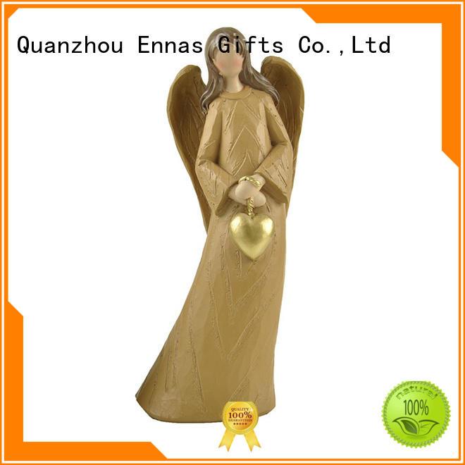 family decor beautiful angel figurines popular handmade at discount