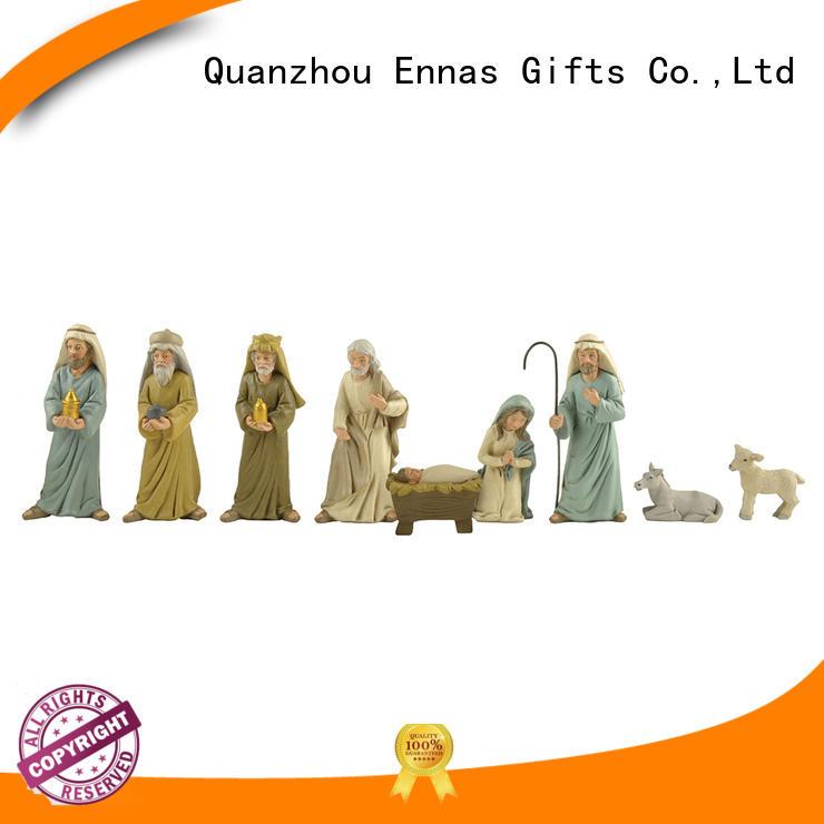 wholesale nativity set christmas promotional family decor
