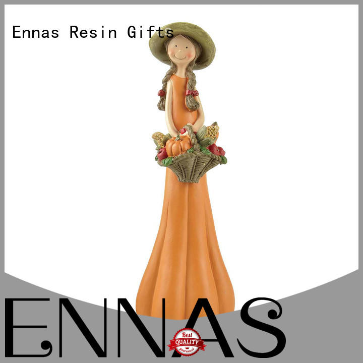 polyresin autumn gifts thanksgiving best factory price