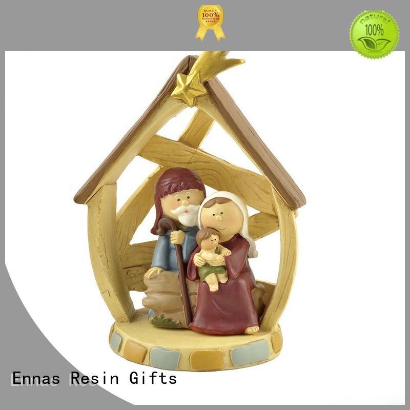Christmas Nativity Set Mini Christian Holy Family Nativity Scene Figurines Christian Holy Child Catholic Figures
