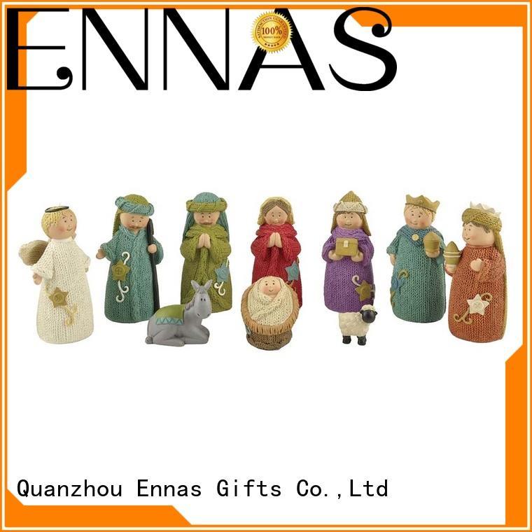 Ennas wholesale religious figurine christian craft decoration