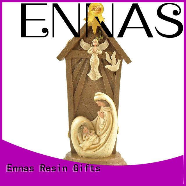 Ennas catholic catholic figurines popular craft decoration