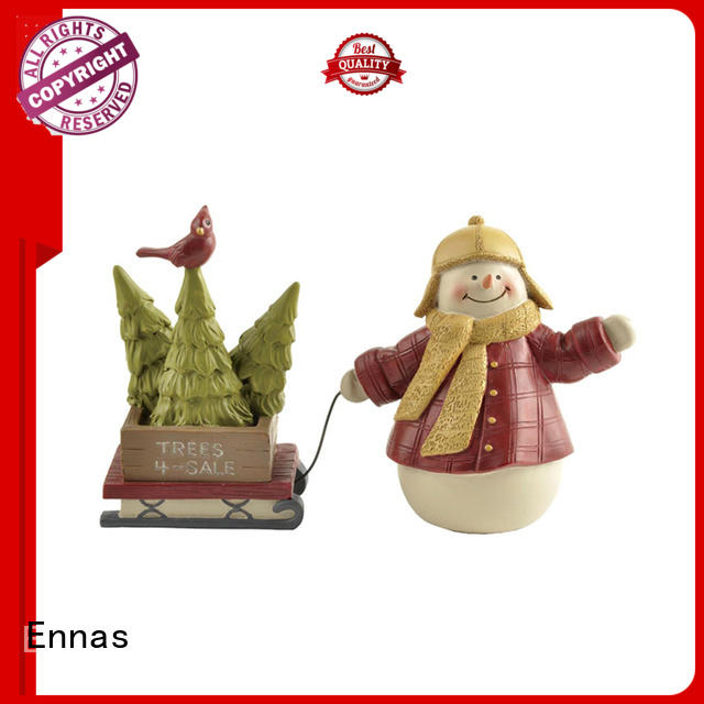 small christmas figurines hanging for ornaments Ennas