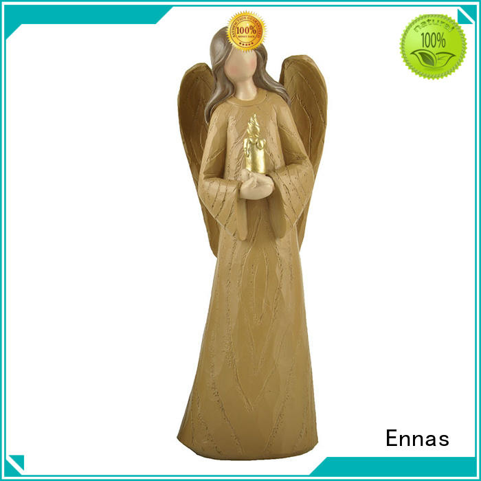 Ennas Christmas mini angel figurines antique at discount