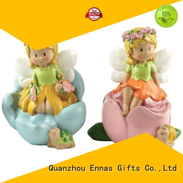 Ennas resin statues cheapest price for gift