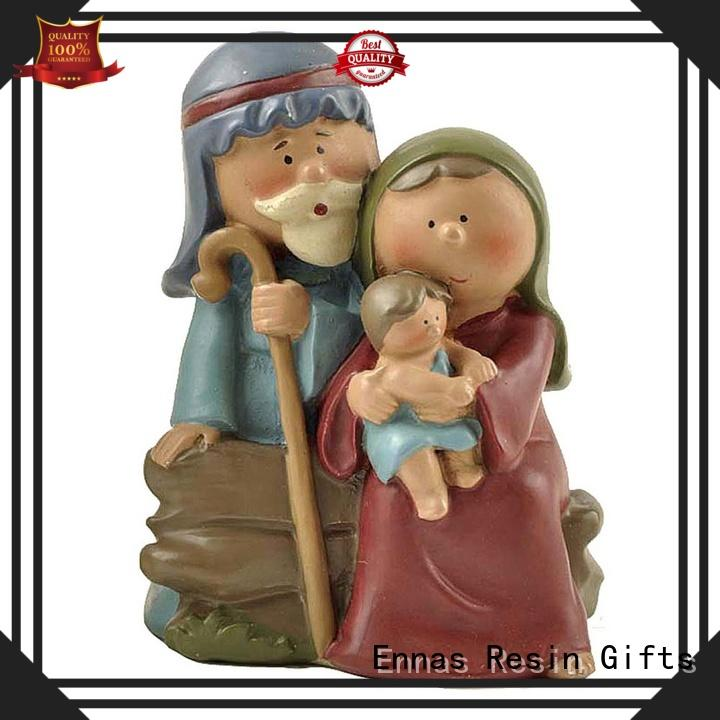 holding candle christian gifts bulk popular family decor Ennas