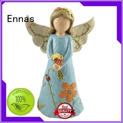 home decor small angel figurines colored best crafts