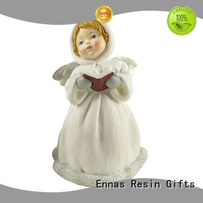 artificial angel figurines collectible hand-crafted handmade at discount