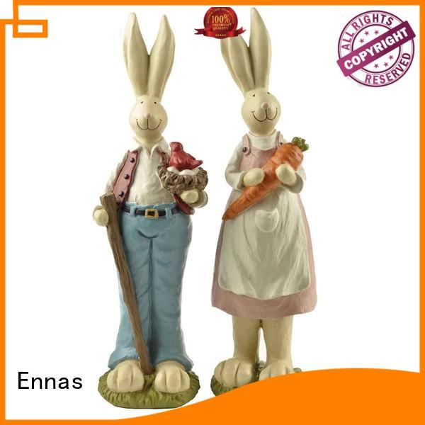 vintage easter figurines cute for holiday gift Ennas