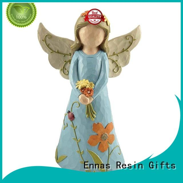 Ennas hand-crafted personalized angel figurine top-selling at discount